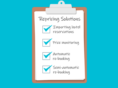 Personalized Hotel Repricing Solutions vs. Universal Solutions