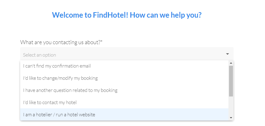 How to List Your OTA with Findhotel