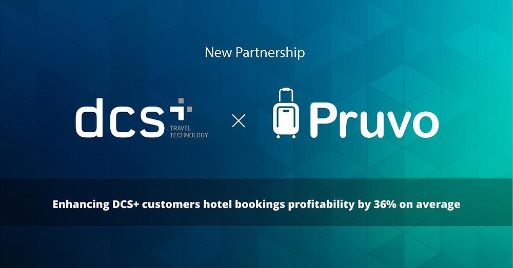 DCS Plus and Pruvo partnership