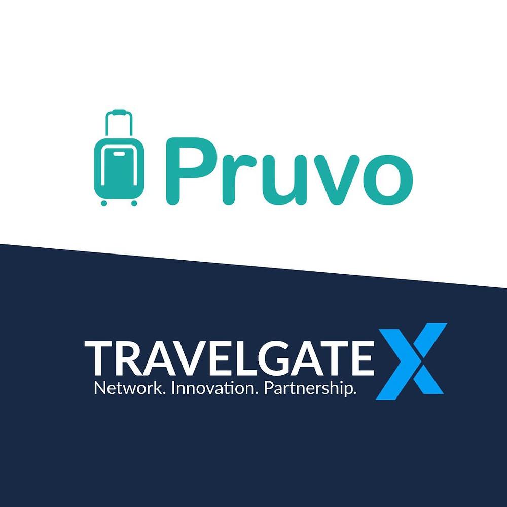 TravelgateX and Pruvo Partnership