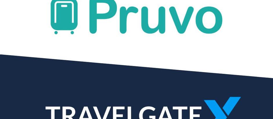 TravelgateX y Pruvo se asocian para aumentar la rentabilidad de las reservas de hotel