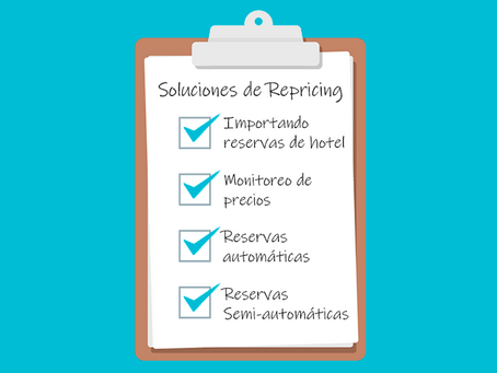 """Soluciones Personalizadas de """"Repricing"""" de Reservas de Hoteles vs. Soluciones Universales"""