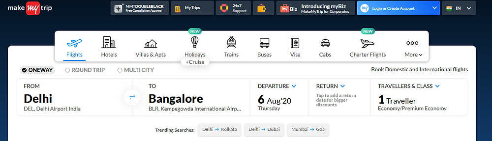 The Ultimate Guide to the Top 12 Online Travel Agencies (OTAs) in India in 2020