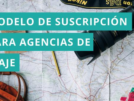Modelo de suscripción para OTAs: ¿Mi compañía de viajes debería ofrecerlo?