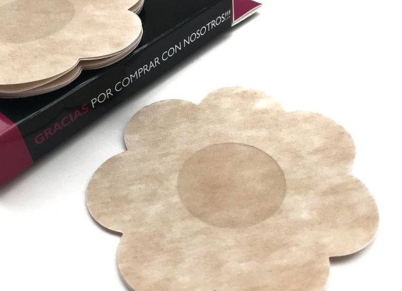 Disposable nipple cover / Cubre pezones desechables