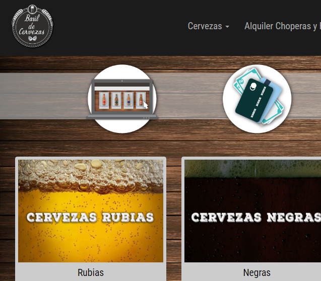 Baúl de Cervezas