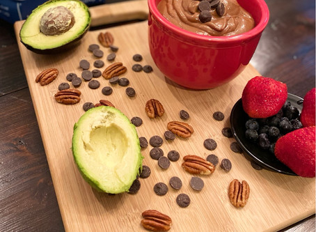 Chocolate Avocado Dream Pudding