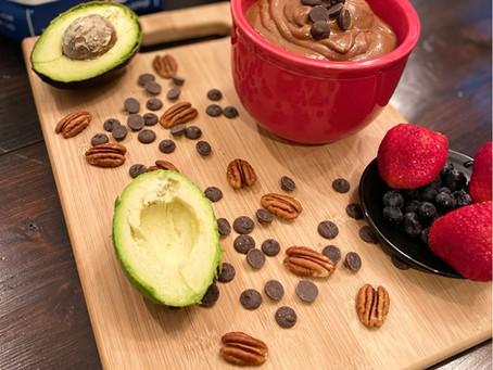 Chocolate Avocado Dream Pudding