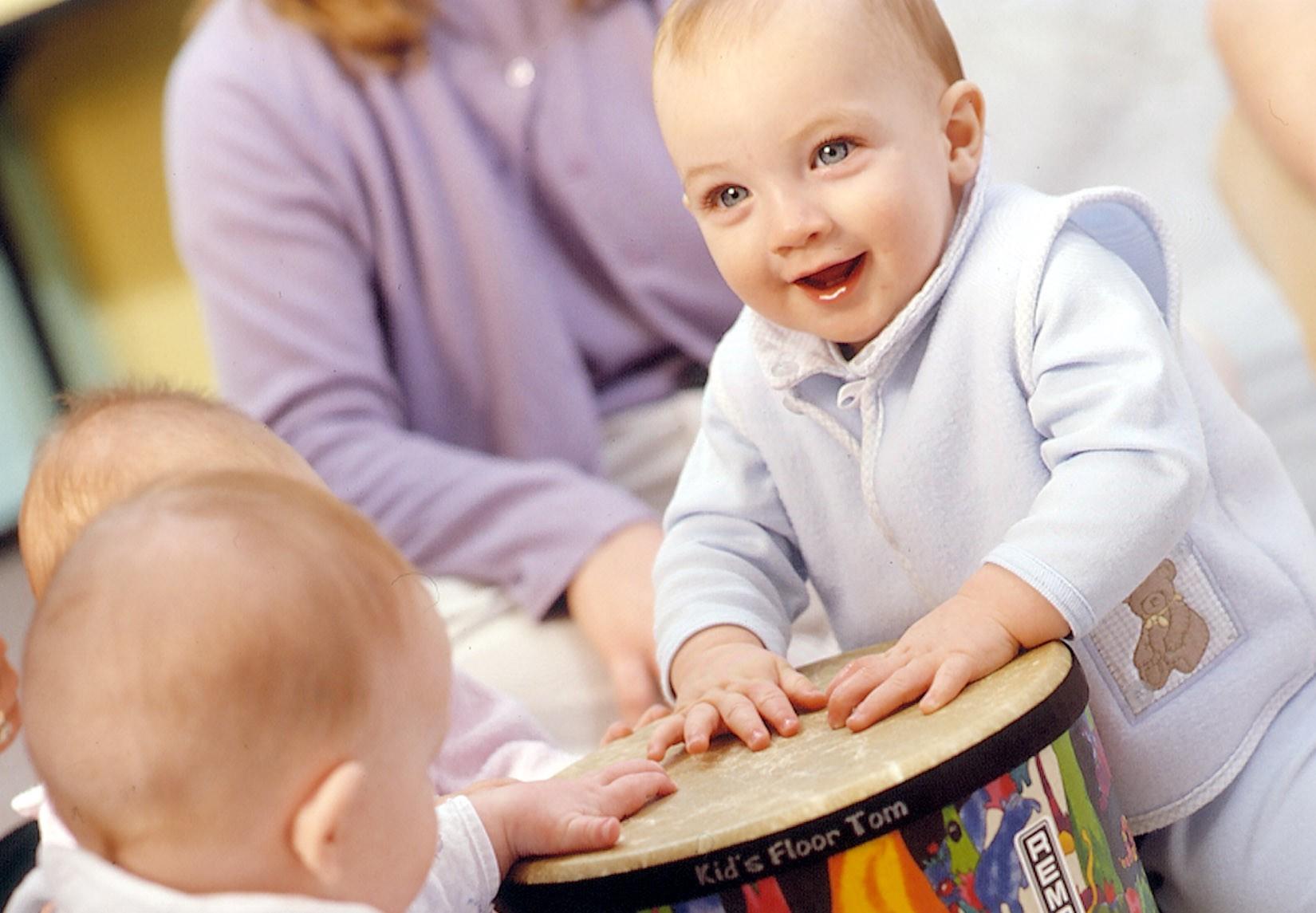 Kindermusik babies