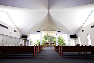 The Walter Loxton Chapel at Peter Elberg Funerals