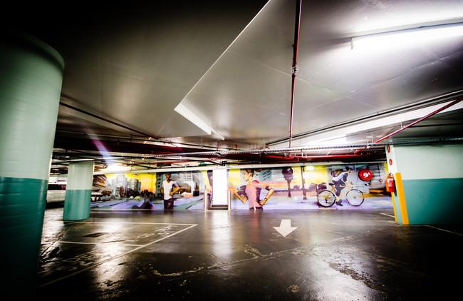 45 Pirie Street End of trip facility