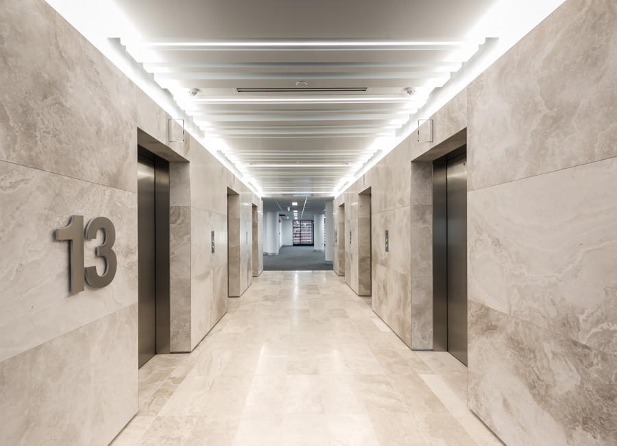 Pirie Street Level 13 upgrade