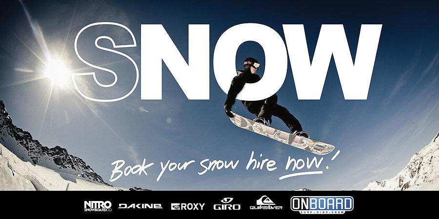 outdoor surf wind and snow outdoor billboard