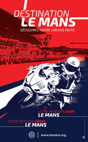 DESTINATION LE MANS