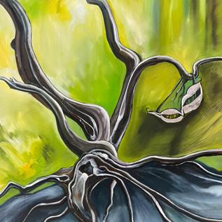 «Дерево-паук»