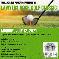 IBF Lawyers Rock Golf Classic