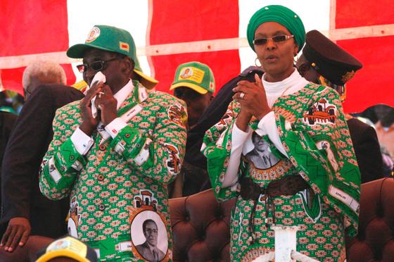 Reblogging: Prof Gerhard Kemp on Grace Mugabe and diplomatic immunity