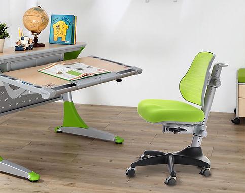 Macaron Chair - Green + Green.jpg