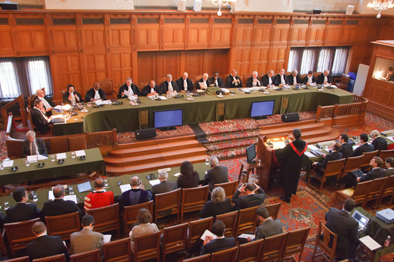 Should the ICJ render an advisory opinion on the immunity question re Articles 27 & 98 of the Ro