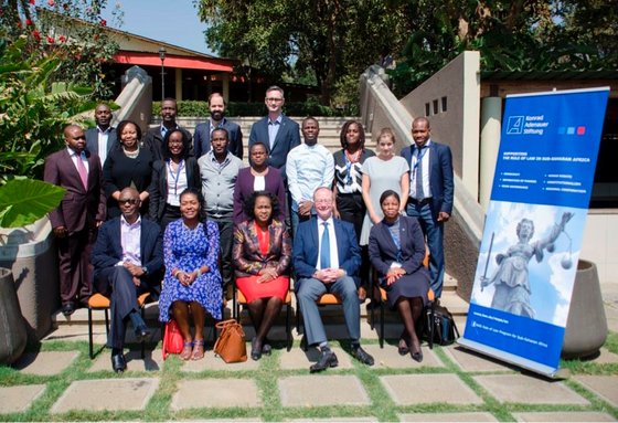 Report on the 2017 Annual Meeting of the KAS African Group of Experts on International Criminal Just