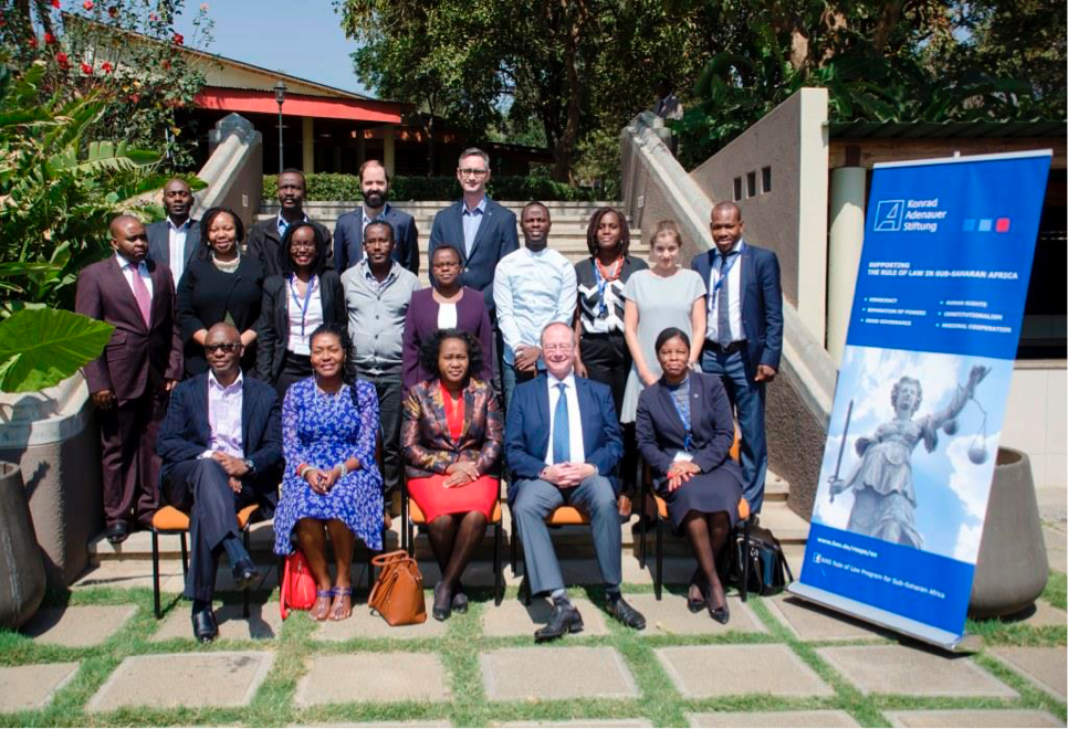 Group Photo - Annual Meeting 2017 in Lilongwe, Malawi