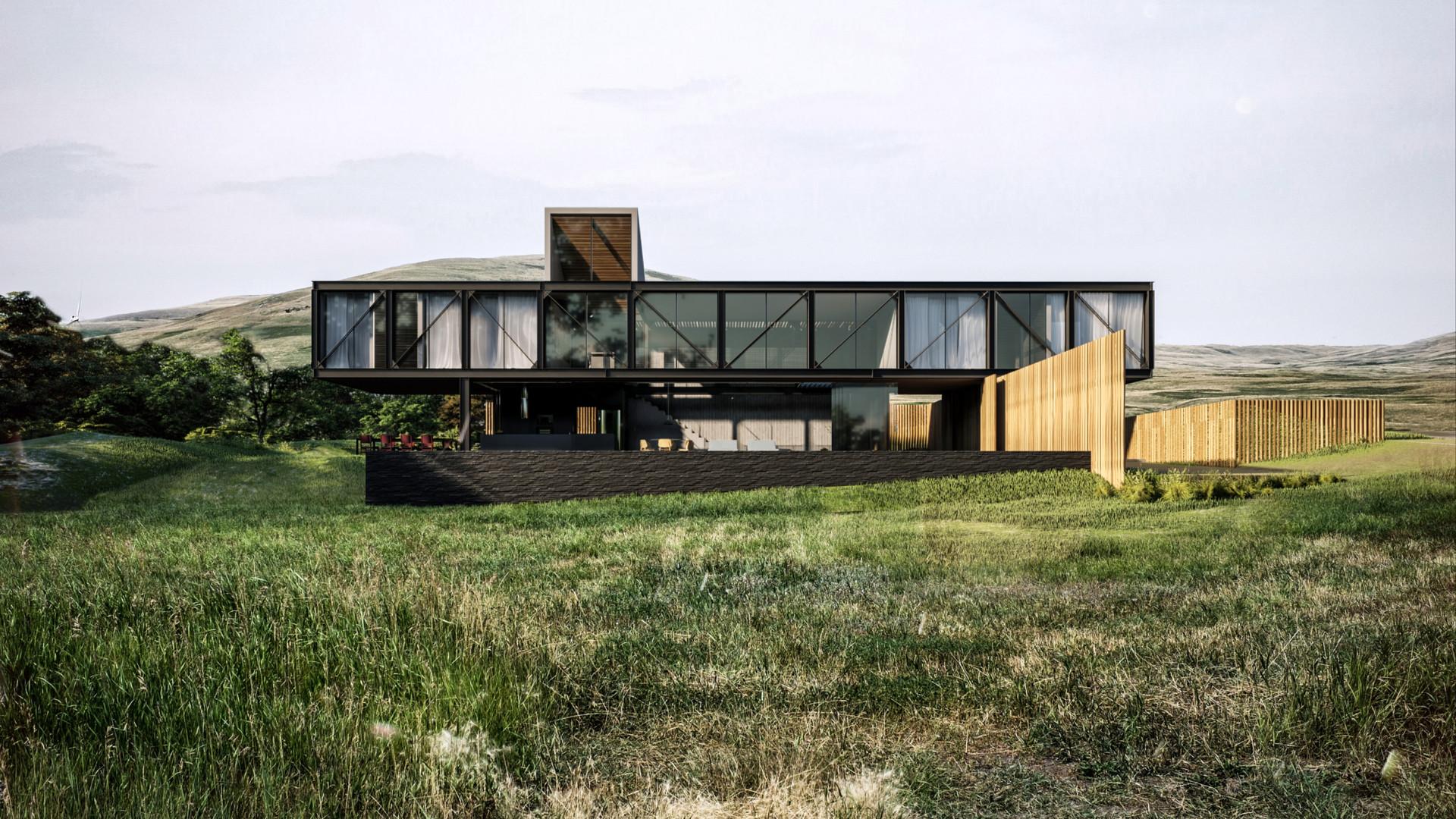 Casa Vagao