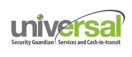 Universal Security & CIT Latest logo لوجو شركة يونفيرسال الجديد