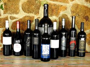 Une sélection de nos vins