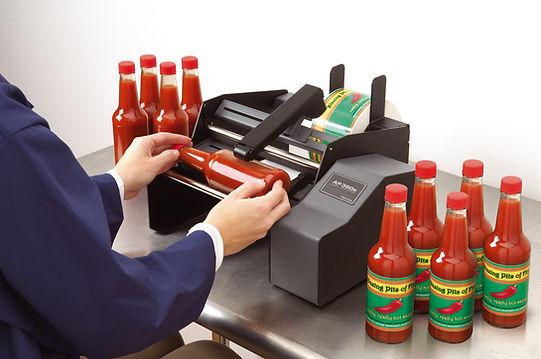 Aplicateur d'étiquettes - Etiquetteuse