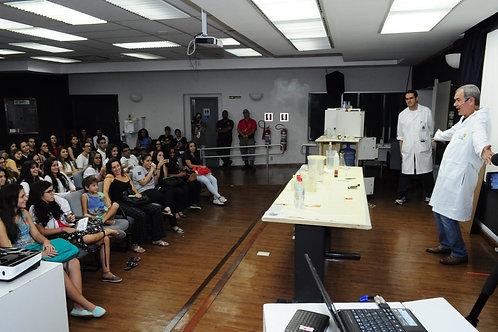 Espetáculo Show de Química