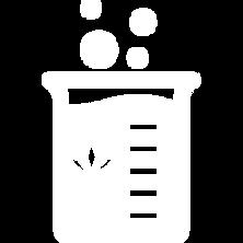 Cannabis Beaker Icon WHITE.png
