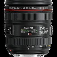 Locação lente  Canon 24-70 abc são caetano do sul movieloc locadora