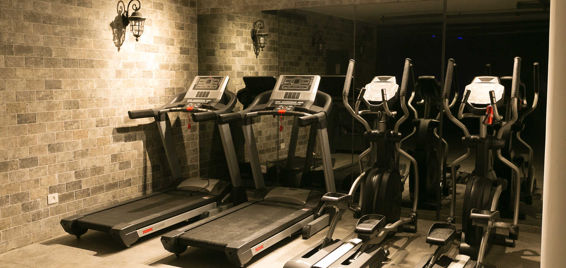 Fitness facilities complex