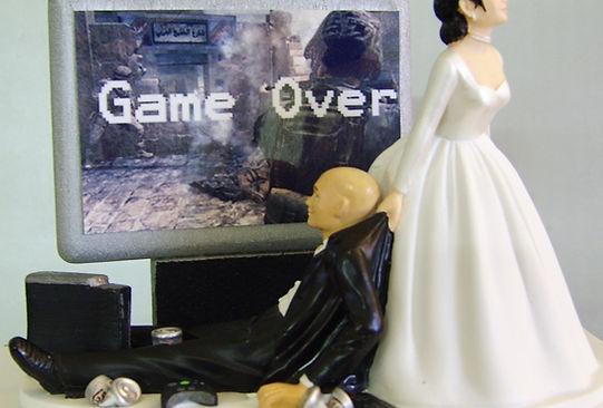 Video games divorce