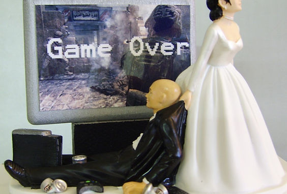 Video games divorce
