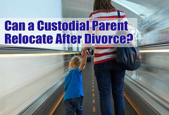 Relocation and Removal Divorce