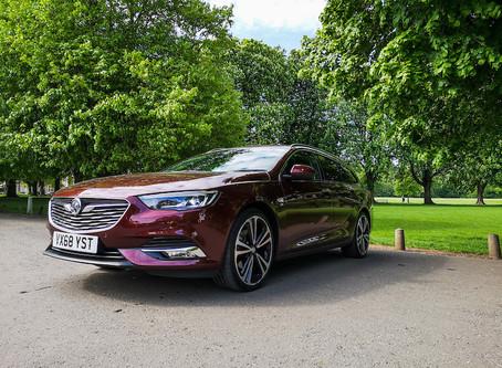 Vauxhall Insignia Sports Tourer 1.6 petrol