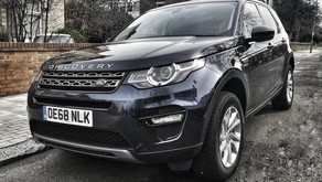 Land Rover Discovery Sport Td4 180hp SE TECH