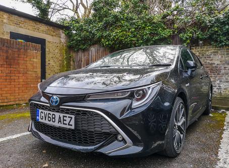 Toyota Corolla Excel 1.8 Hybrid