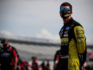 Grant Enfinger -- World Wide Technology Raceway Preview
