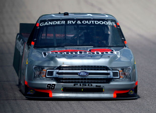 Grant Enfinger -- Michigan International Speedway Preview