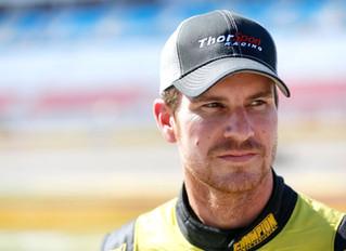 Grant Enfinger -- Las Vegas Motor Speedway Preview