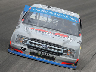 Grant Enfinger -- 2020 Kansas Speedway Recap