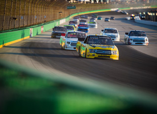 Grant Enfinger -- Kentucky Speedway Preview