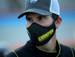 Grant Enfinger -- Kansas Speedway Preview