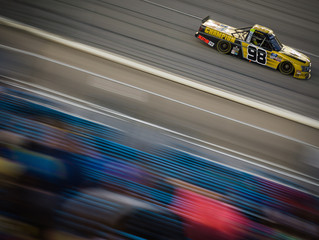 Grant Enfinger - Kentucky Speedway Preview