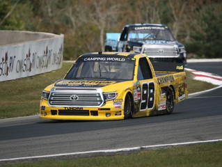 Grant Enfinger, No. 98 Champion Power Equipment Toyota Tundra