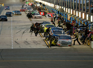 An Issue On A Late-Race Pit Stop Relegates Grant Enfinger To A 17th-Place Finish At Homestead-Miami