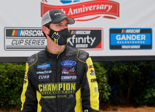Grant Enfinger -- Homestead-Miami Preview