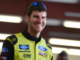 Alabama Native Grant Enfinger Plans To Keep The Home Fire Burning At Talladega Superspeedway